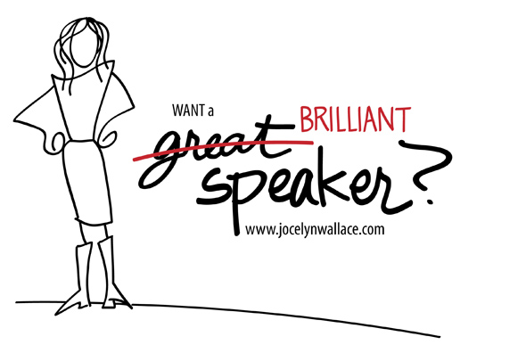 Jocelyn Wallace Speaker